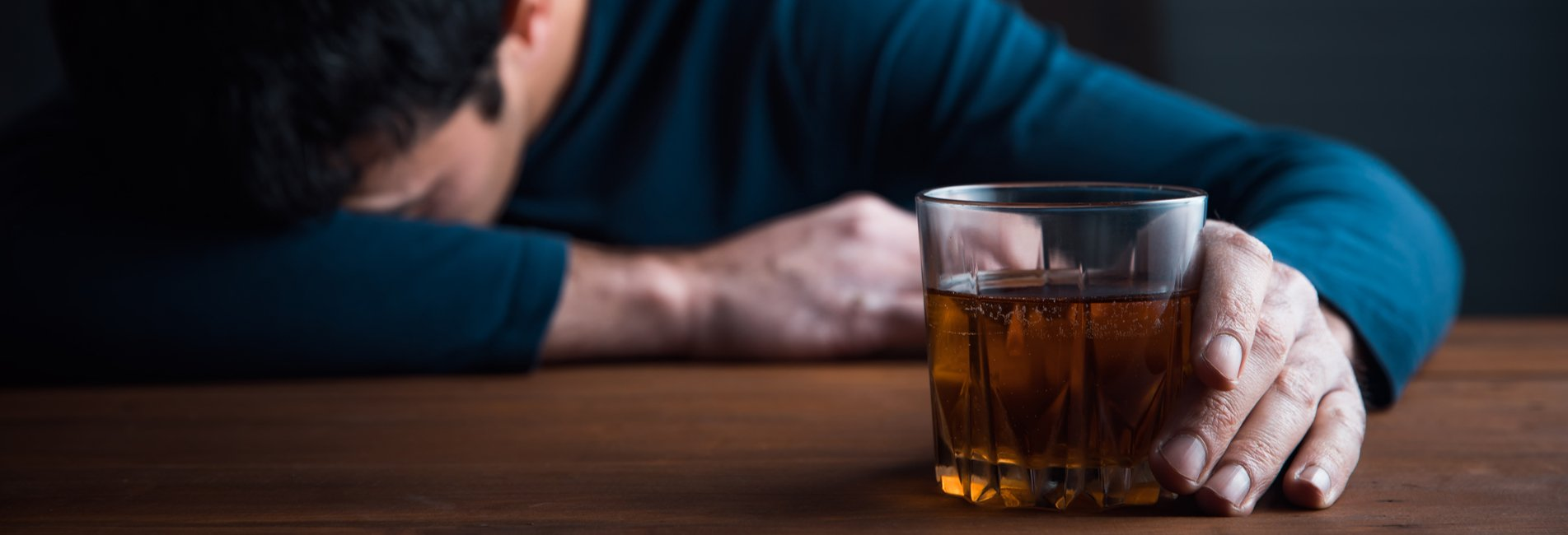 Millennial Addictions Resurgence – A young man struggles with alcohol. There are many things that lead to millennial addictions, but there is help available.
