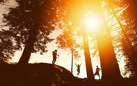 resurgence california hiking trips