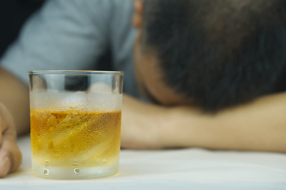 Vitamin B Deficiency and Alcohol Abuse